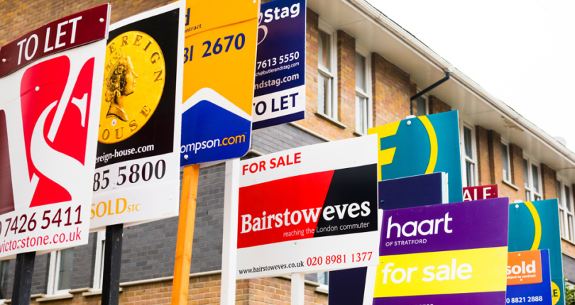 Property prices in London set to drop in 2018